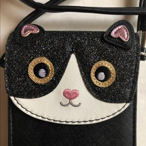Cute Cat Crossbody